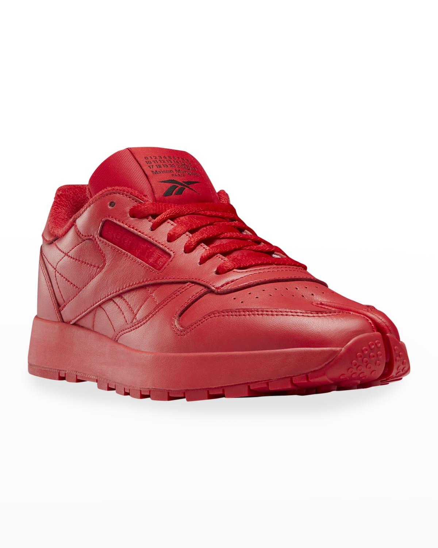 Men's x Reebok The Classic Leather Tabi Sneakers