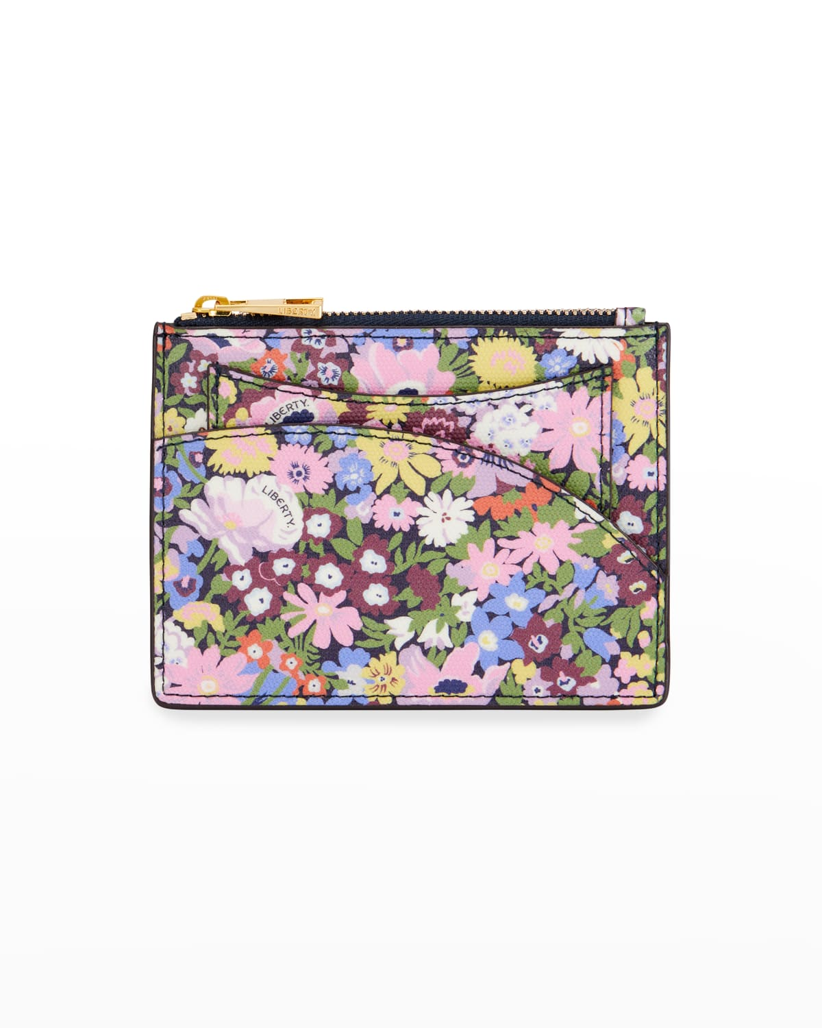 Thorpeness Floral-Print Coin Clutch Wallet
