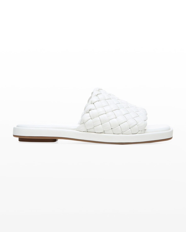 Rumi Woven Slide Sandals