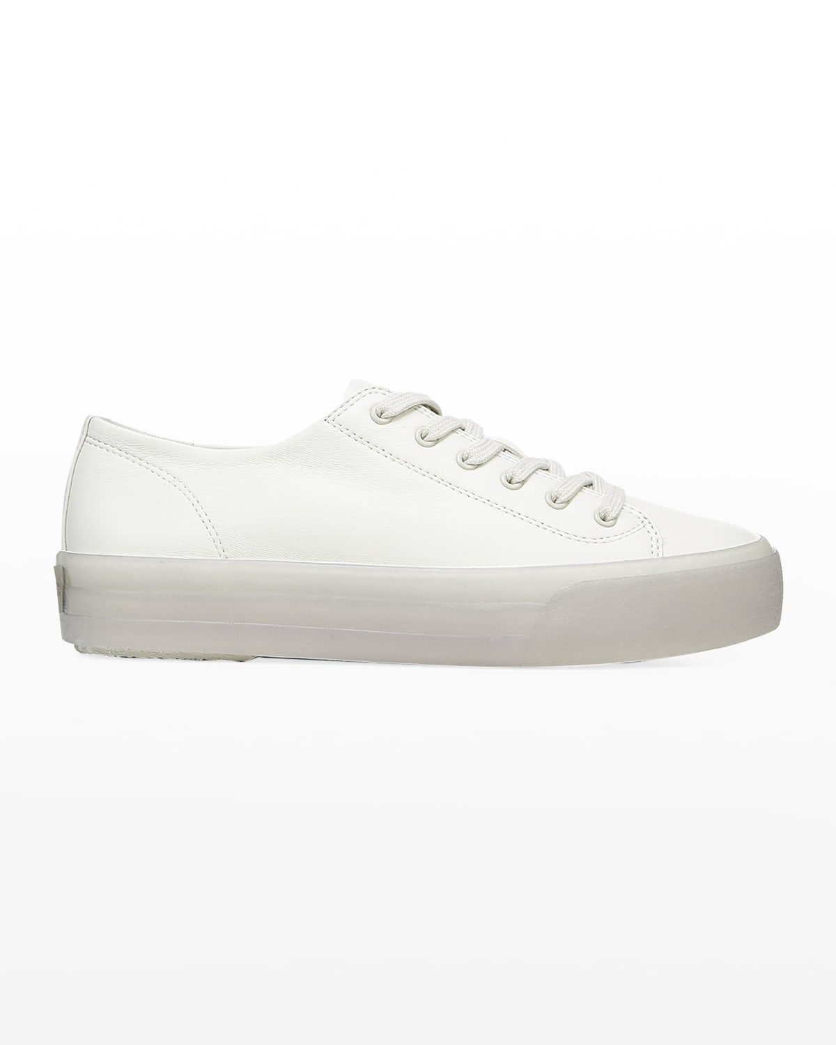Heaton Leather Low-Top Sneakers