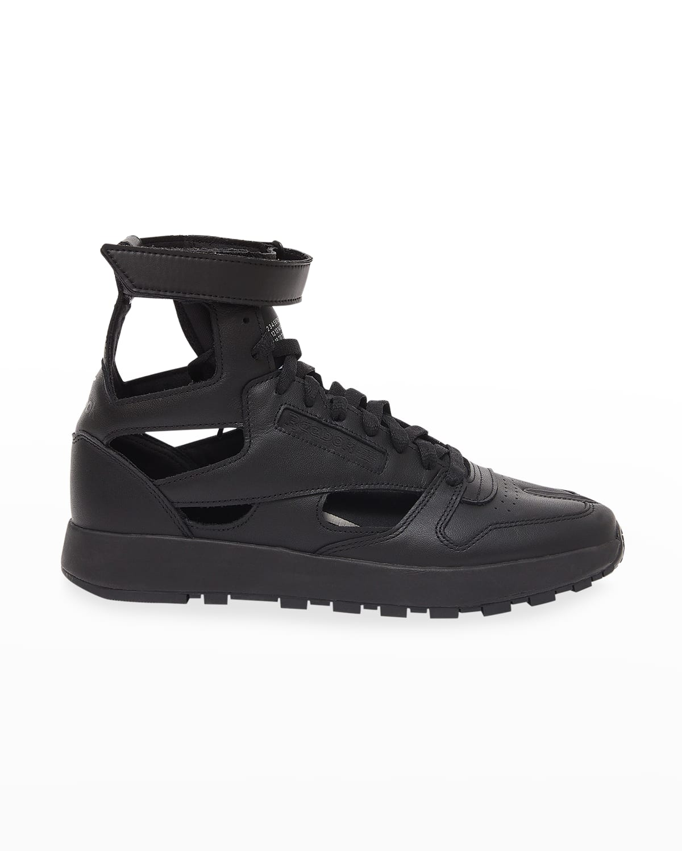 Men's x Reebok Classic Leather Tabi High-Top Sneakers