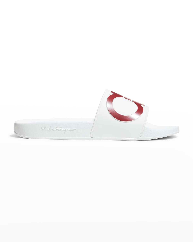 Men's Groove 2 Gancini Pool Slide Sandals