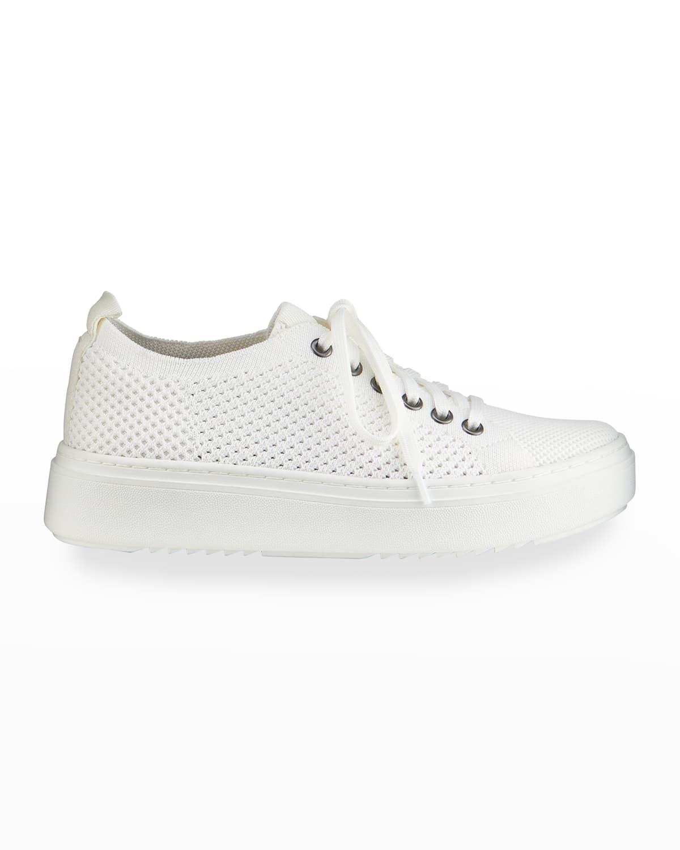 Peris Knit Low-Top Sneakers