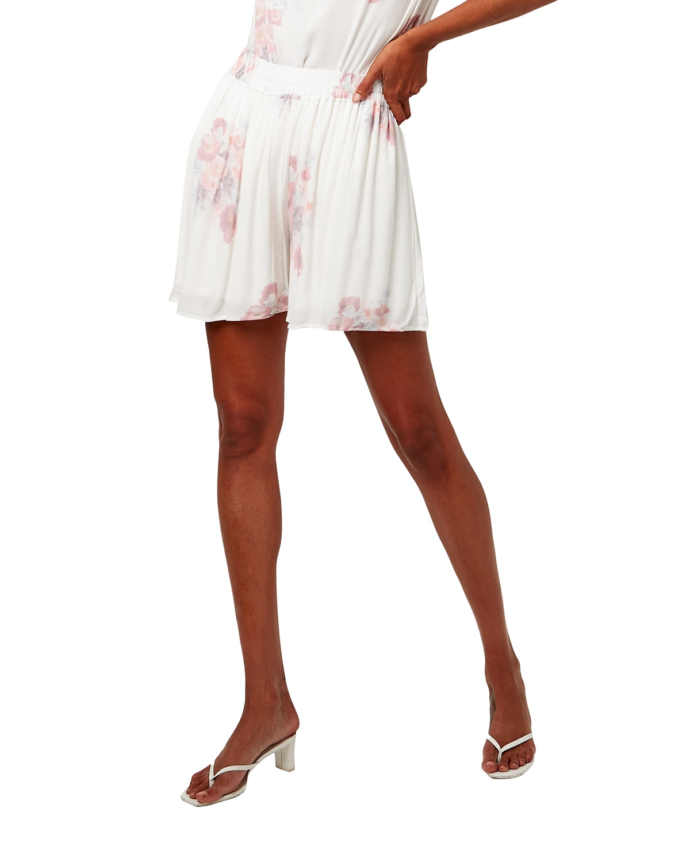 Cabana Flirt Floral Shorts