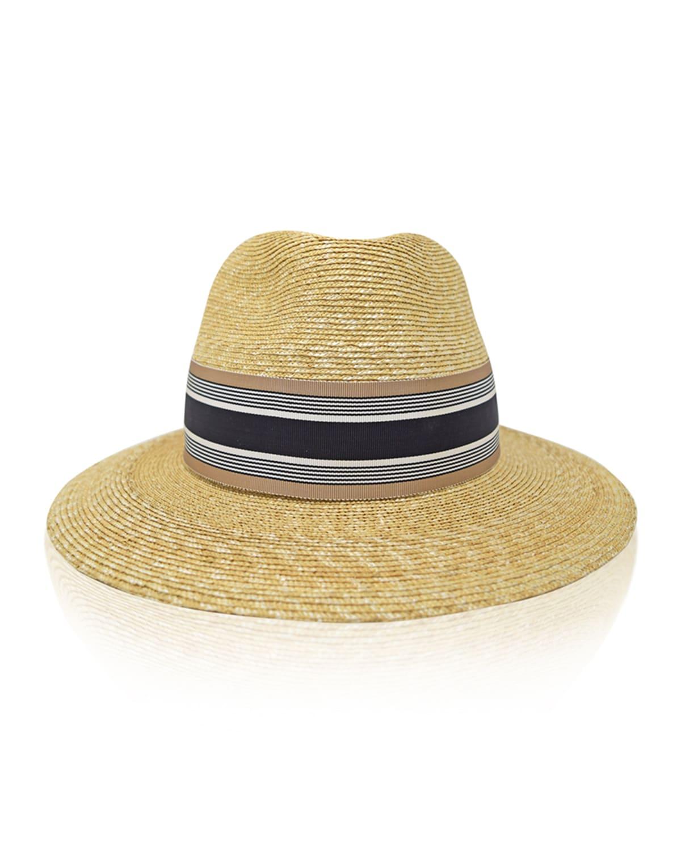Casey Straw Sun Hat