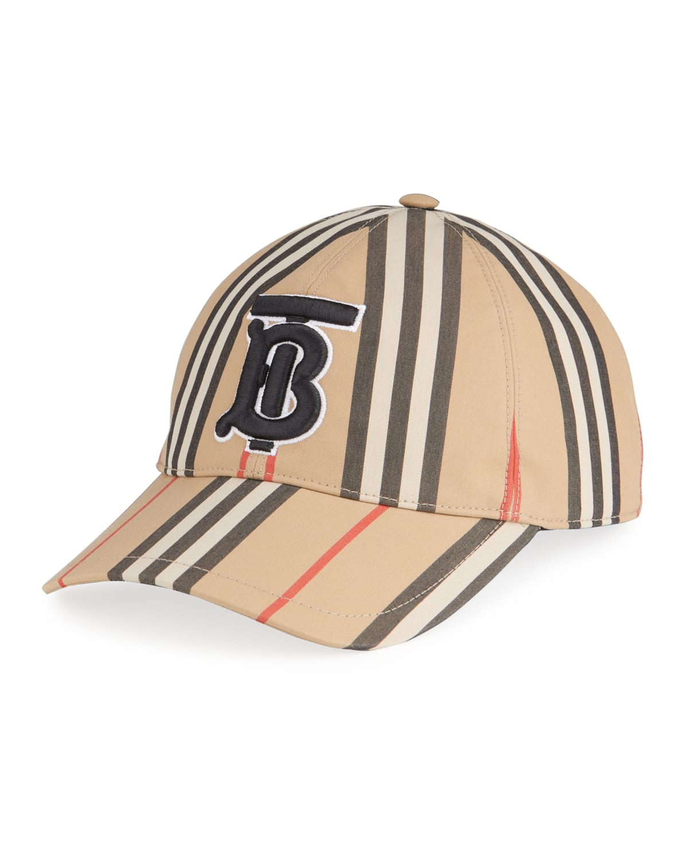 TB Icon Stripe Baseball Cap