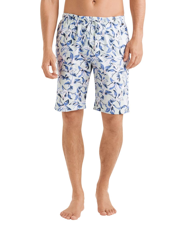 Men's Night & Day Floral-Print Lounge Shorts