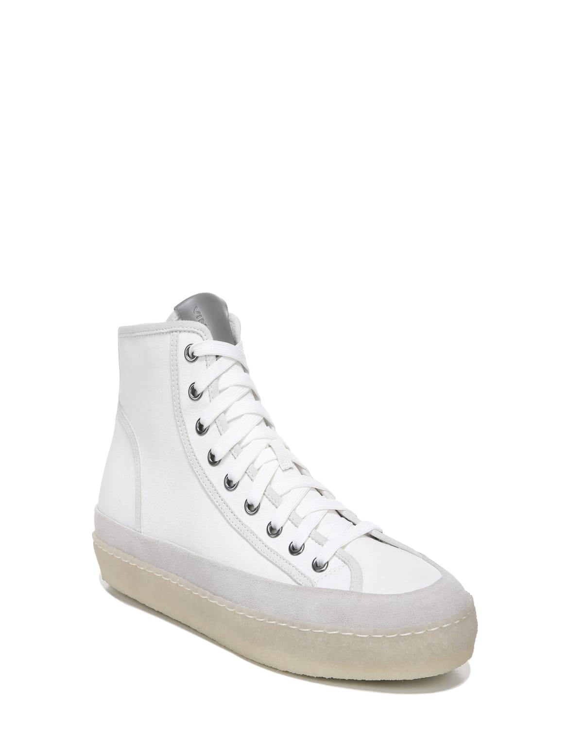 Men's Rodgers Translucent-Sole High-Top Sneakers