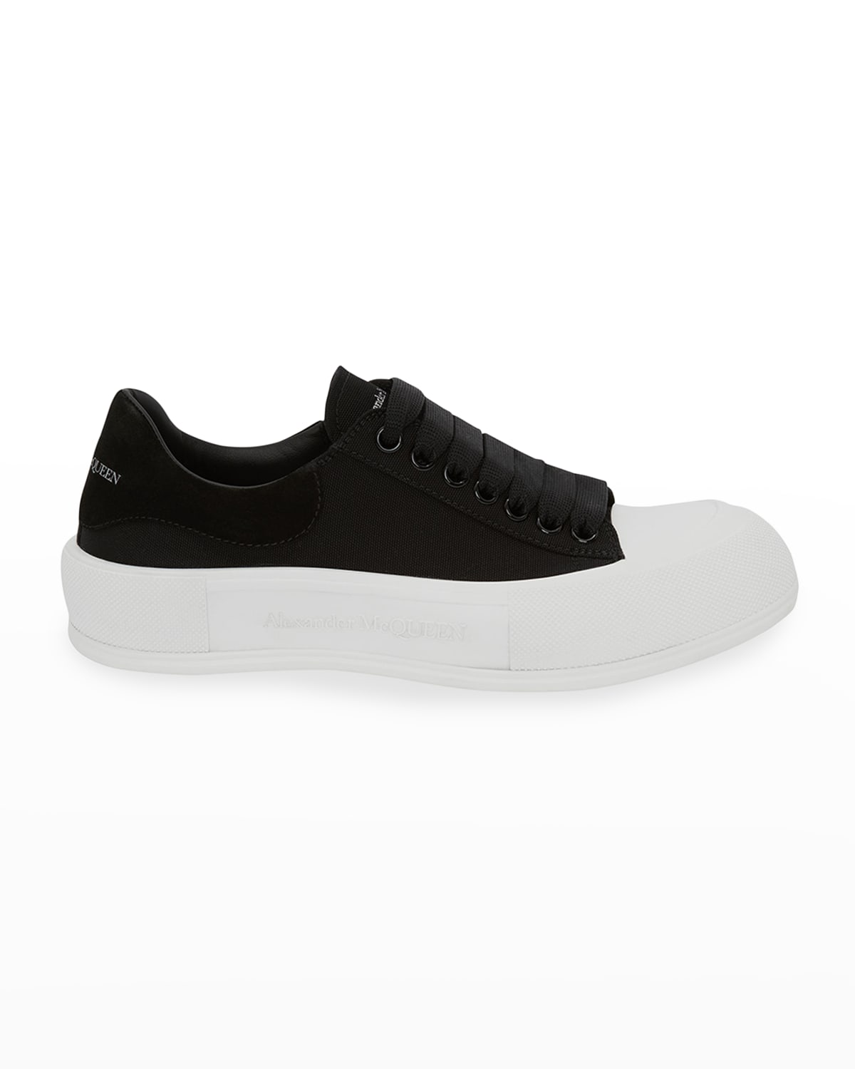Plim Chunky-Sole Court Sneakers