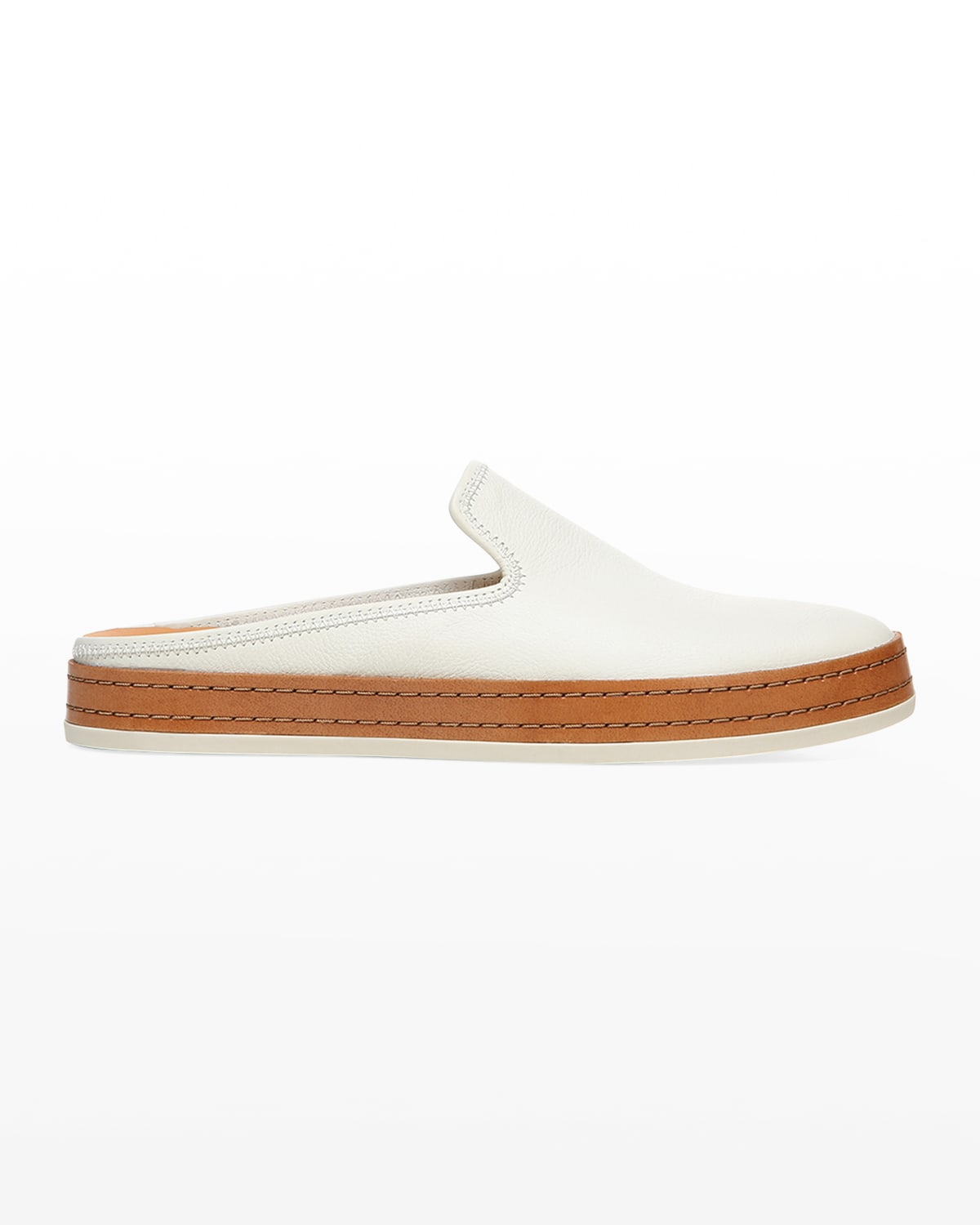 Canella Leather Slip-Ons