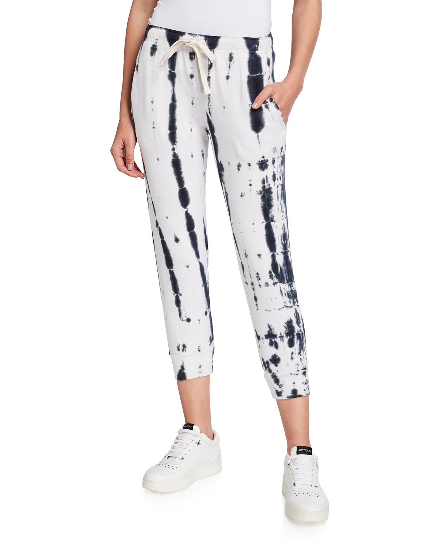 Supersoft Fleece Painter Tie-Dye Sweatpants