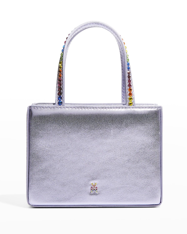 Super Amini Gilda Embellished Tote Bag