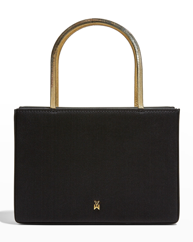 Amini Henson Top Handle Tote Bag