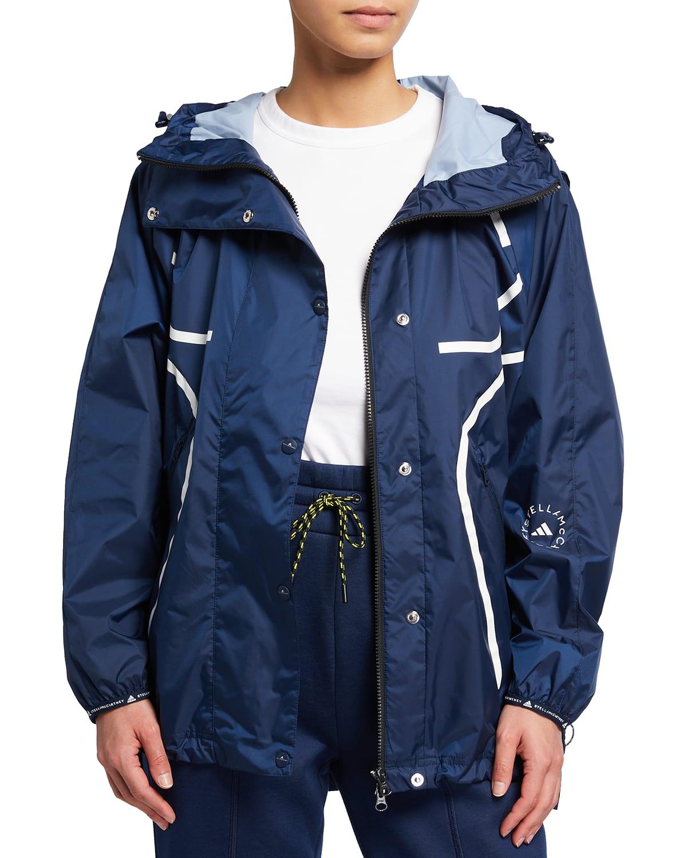 TruePurpose Hooded Jacket