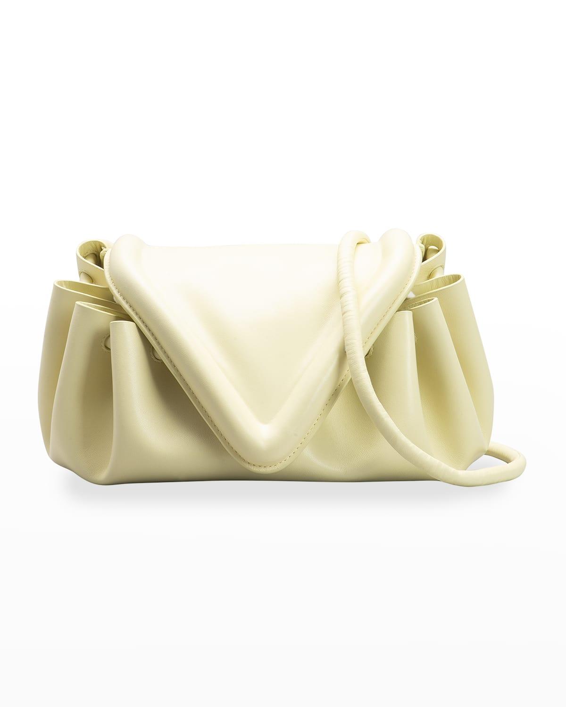Beak V Flap Medium Shoulder Bag
