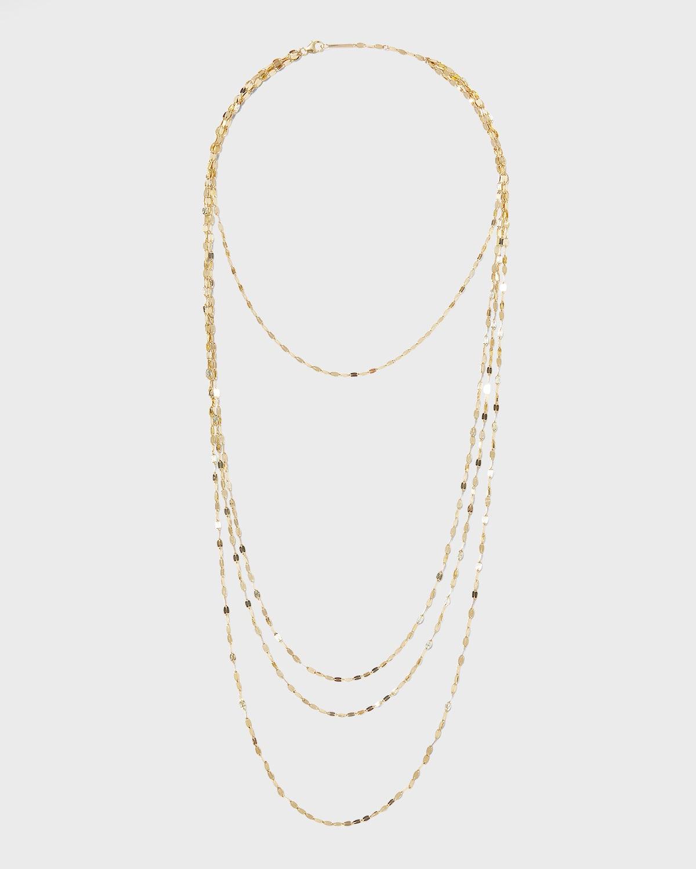 Mega Gloss Blake Multi-Strand Necklace
