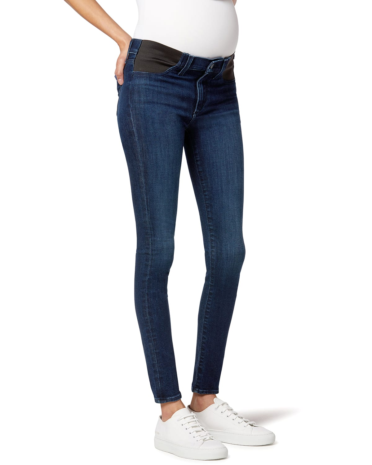 Maternity The Icon Ankle Skinny Jeans