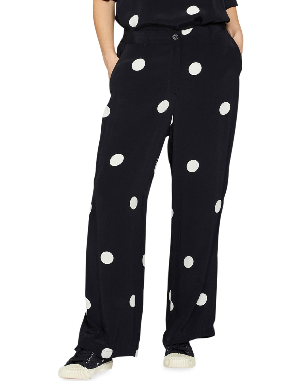 Perinua Polka-Dot Trousers