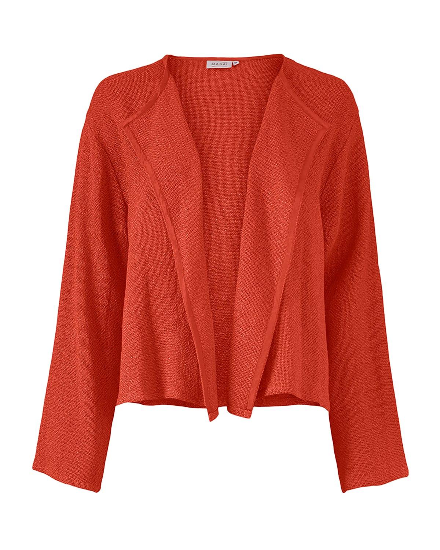 Julitta Solid Boucle Jacket