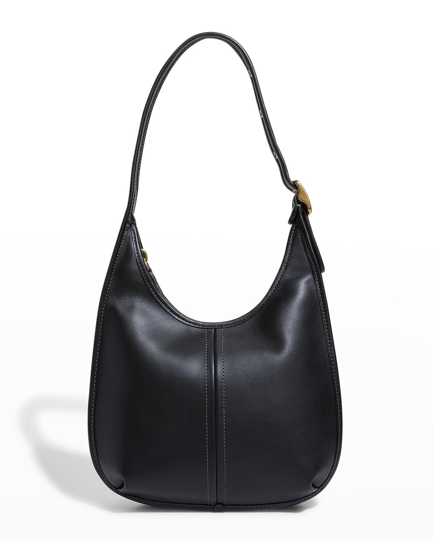 Ergo Gloventanned Leather Buckle Shoulder Bag