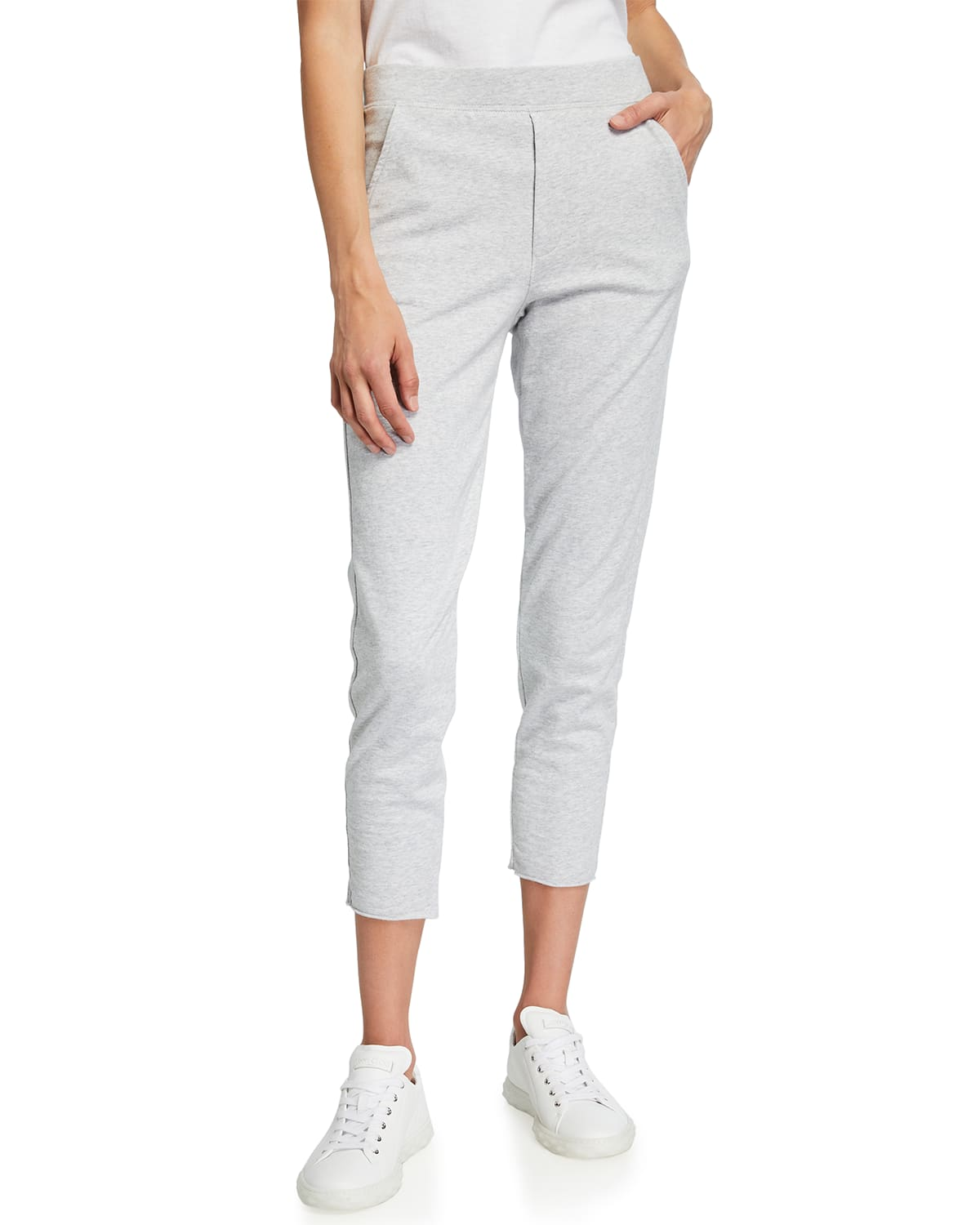 Soft Terry Trousers