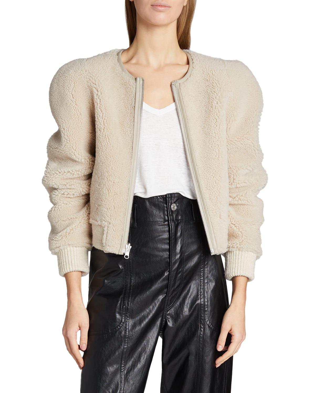 Boden Shearling Jacket