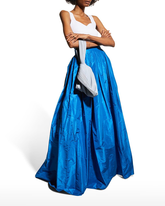 Silk Ball Skirt