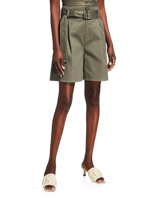 Safari Bermuda Shorts