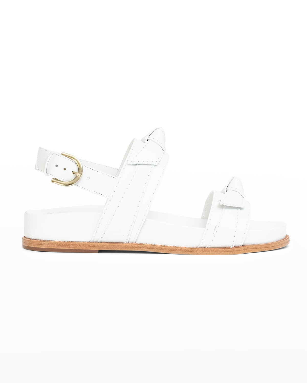 Clarita Knotted Bow Sport Sandals