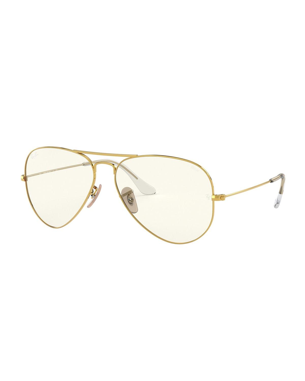 Everglass Evolve Photochromic Aviator Eyeglasses