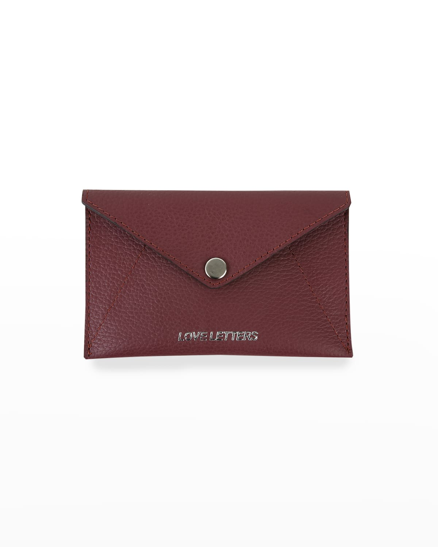 Love Letters Mini Card Case Wallet