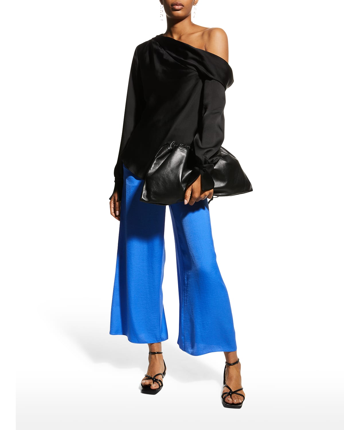 Eileen Relaxed Cropped Pants