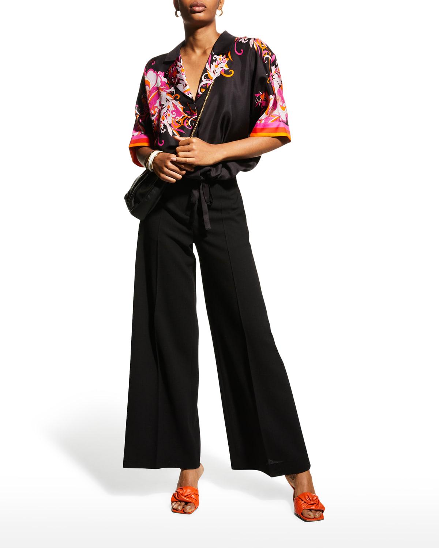 Bobbi Silk Jacket