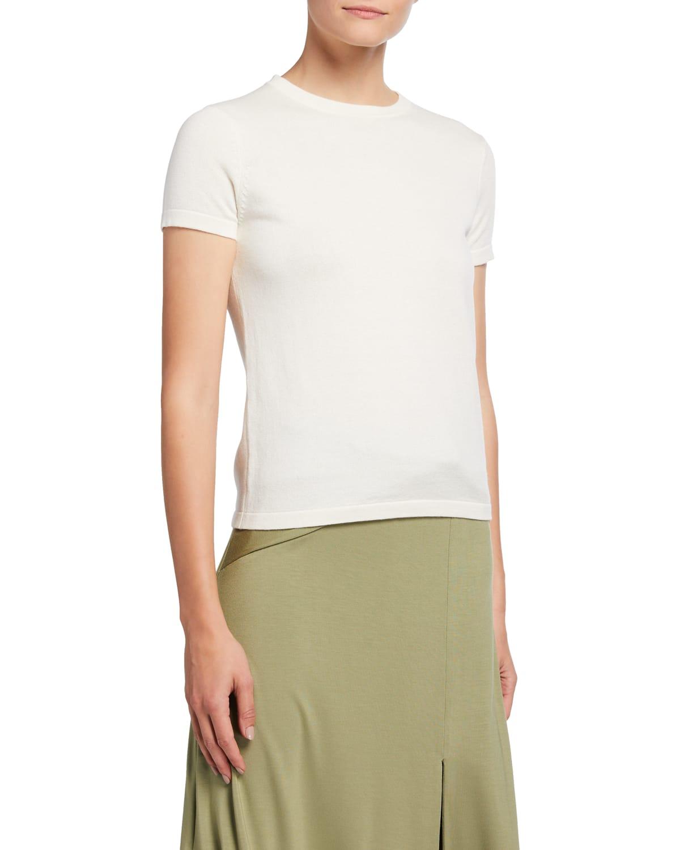 Serena Cashmere Sweater T-Shirt