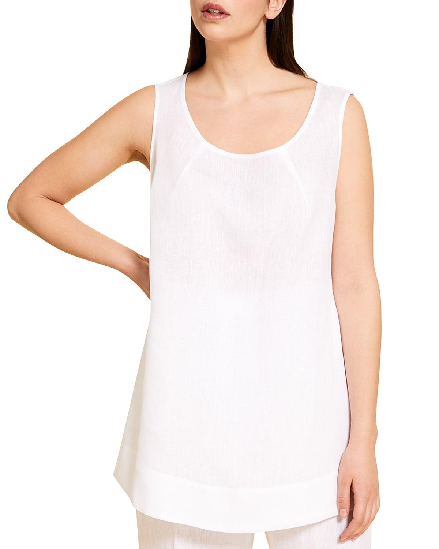 Plus Size Bicocca Sleeveless Top