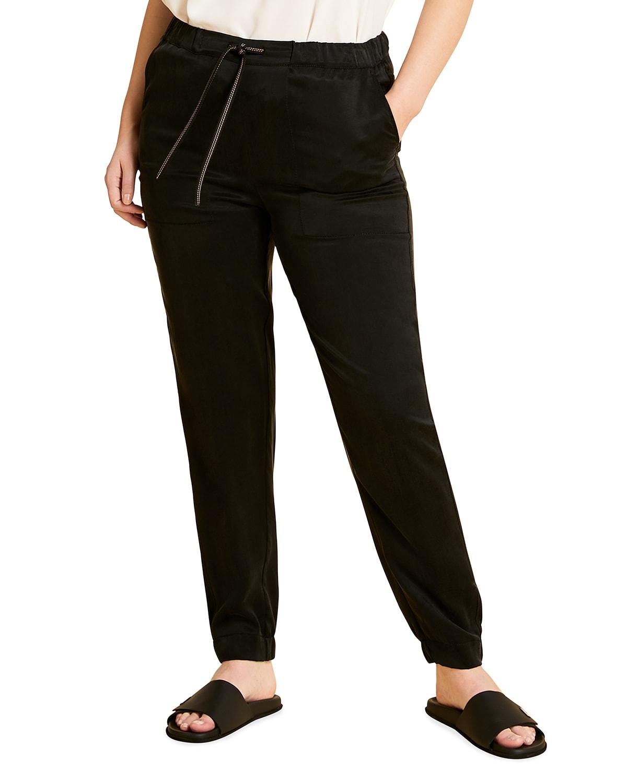 Plus Size Rauler Jogging Pants