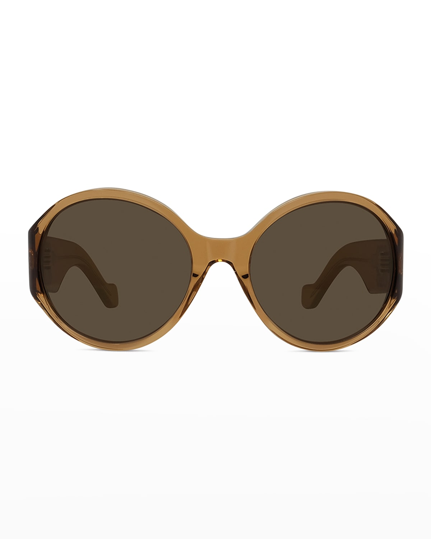 Thick Square Acetate Sunglasses