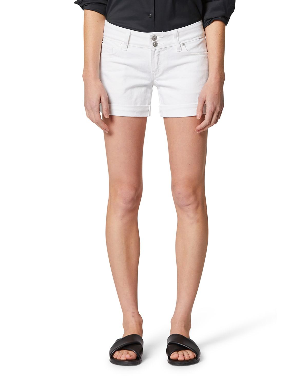 Croxley Mid-Thigh Cuffed Shorts