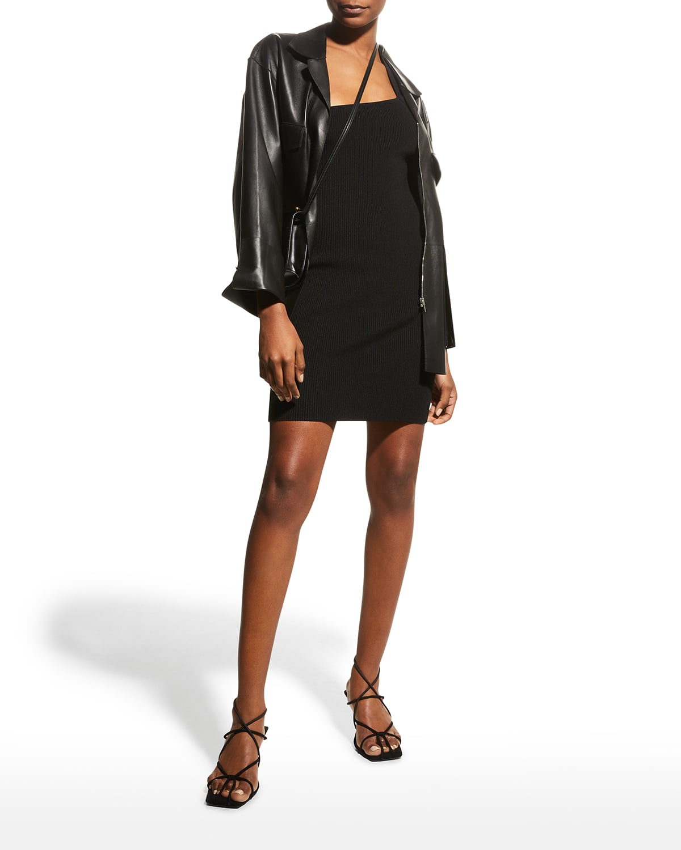 Soria Asymmetric Halter Dress