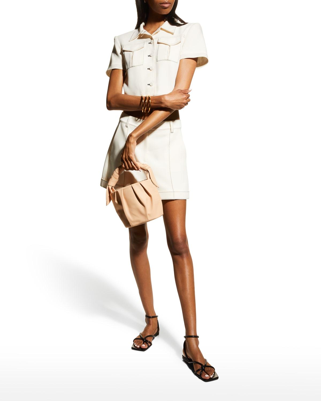 Coco Short-Sleeve Jacket