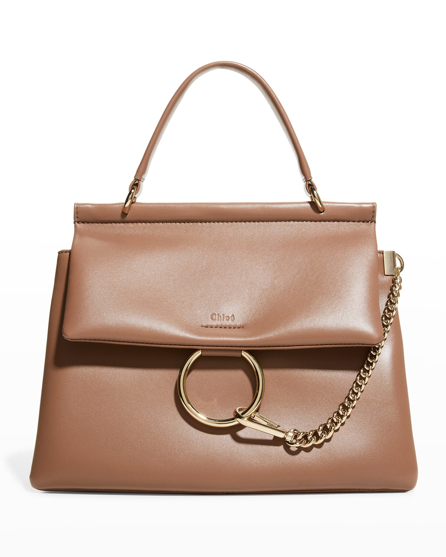 Faye Medium Top Handle Bag