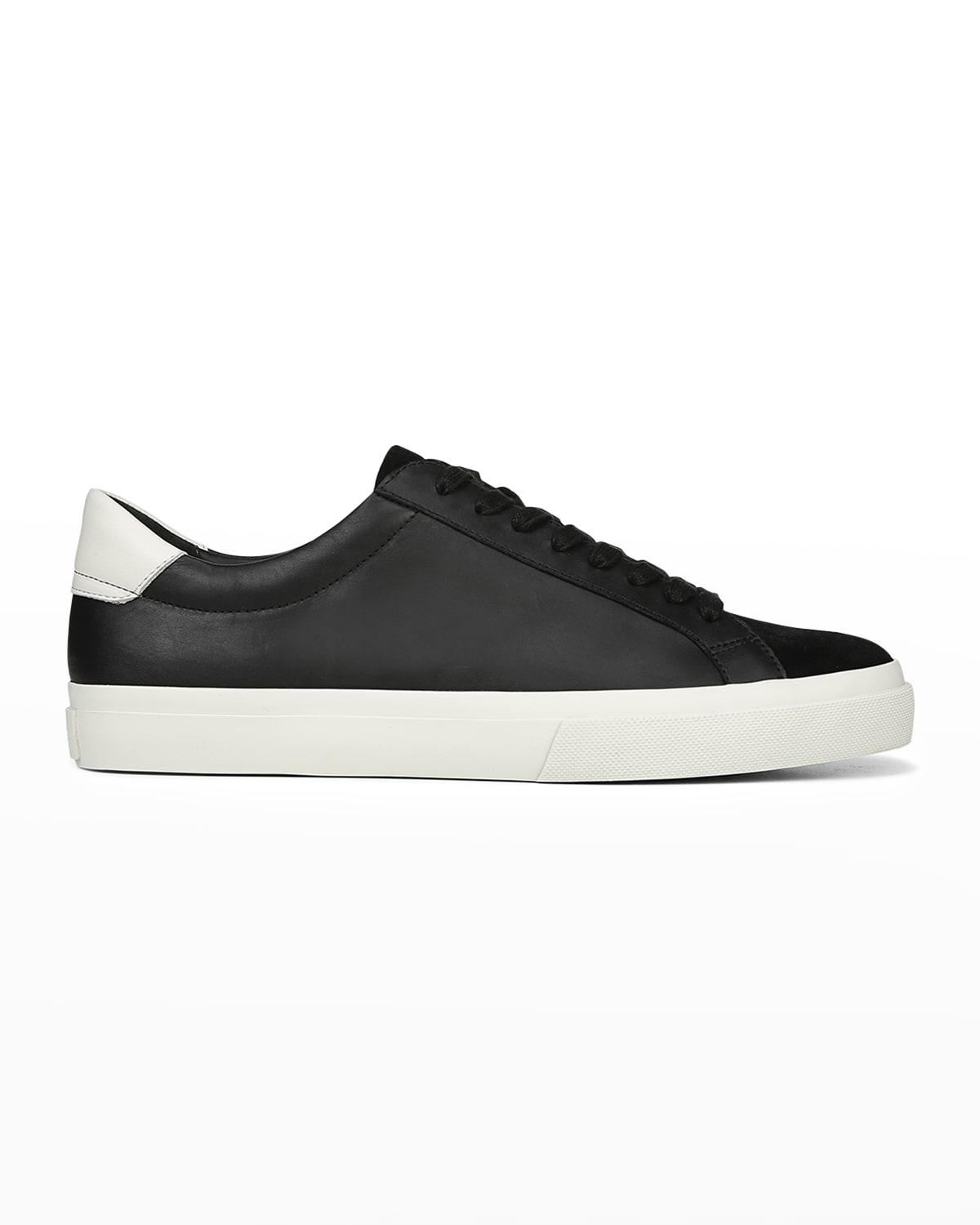 Men's Fulton Leather and Suede Low-Top Sneakers