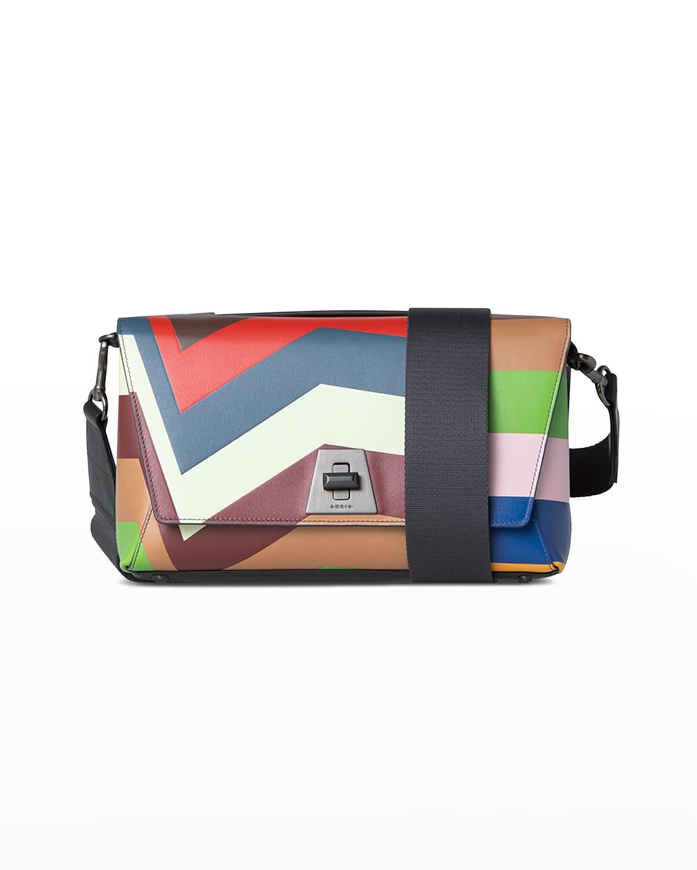 Anouk Medium Printed Day Crossbody Bag