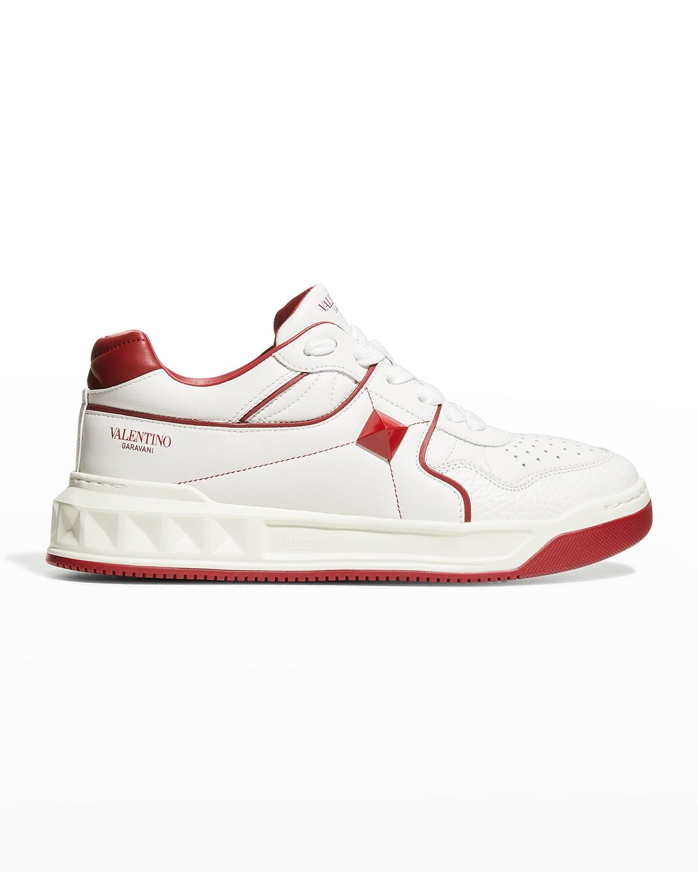 Roman One Stud Bicolor Sneakers
