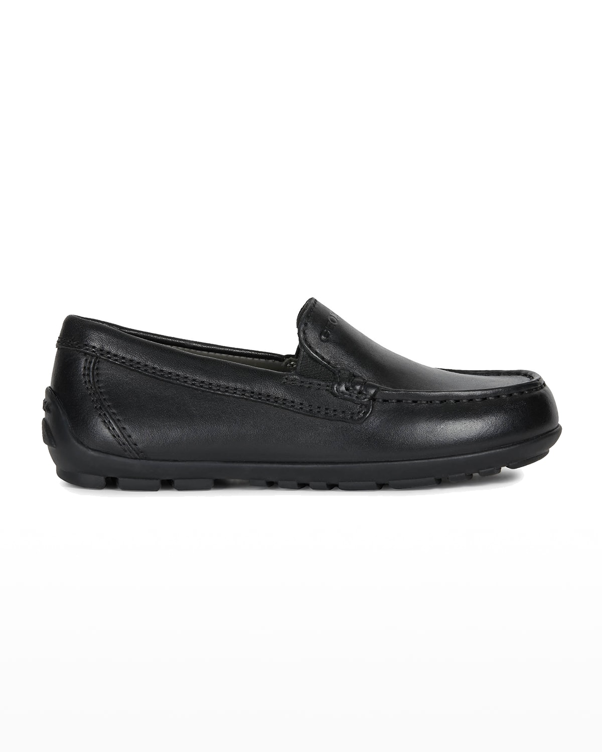 Boy's New Fast Leather Loafers