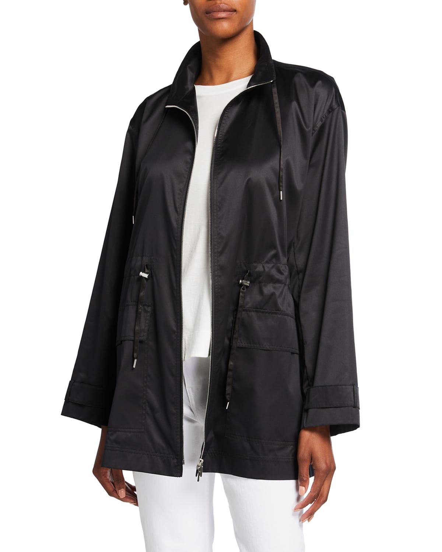 Raleigh Zip-Front Jacket