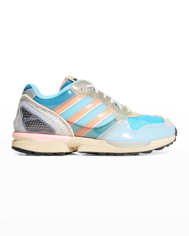 Men's XZ 0006 Caged Multicolor Sneakers
