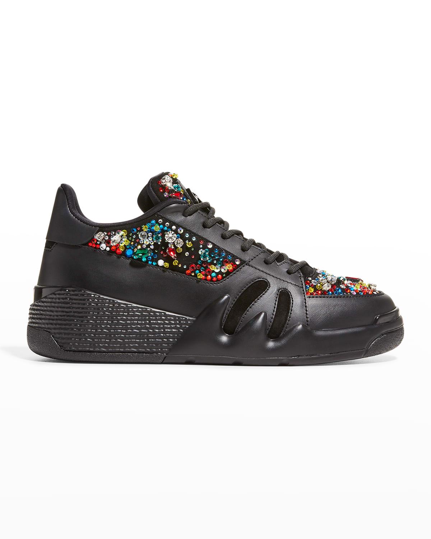 Men's Talon Jewel Leather Low-Top Sneakers