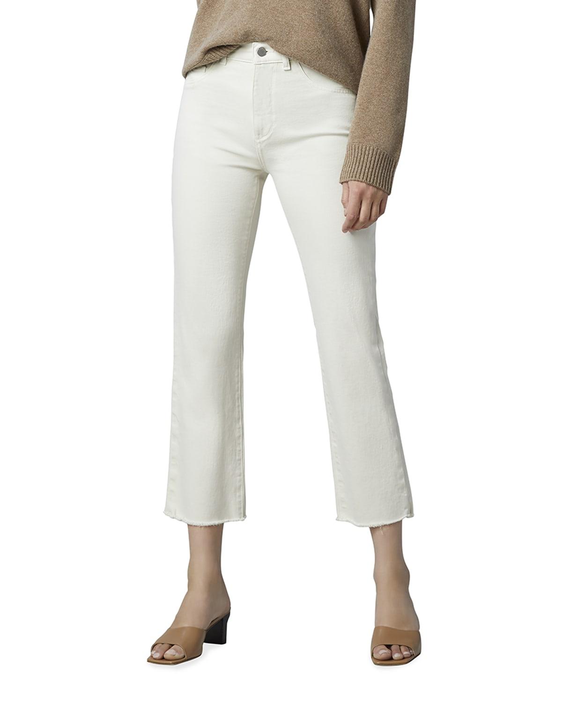 Patti High-Rise Vintage Straight Jeans