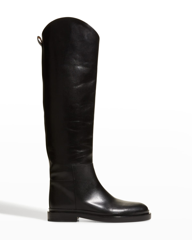 Royal Calfskin Riding Boots
